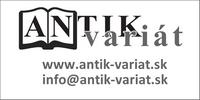 ANTIKVARIÁT