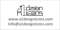 A1 Design Icons