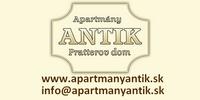 Romantické ubytovanie v Banskej Štiavnici - Apartmány ANTIK Pratterov dom
