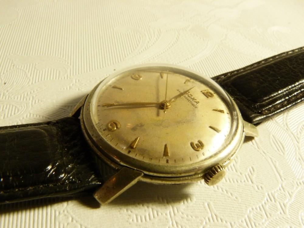9f7baab7317 Pánske retro hodinky DOXA - Burza starožitností